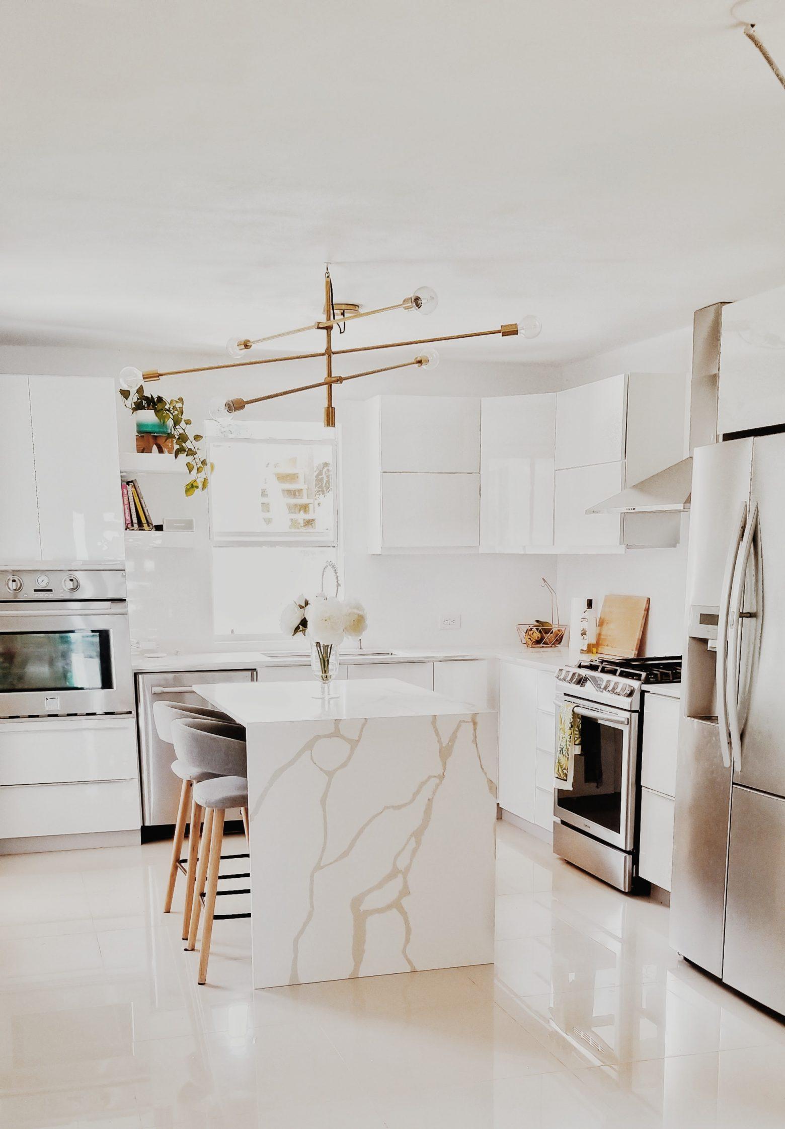 Consejos rápidos que debes aplicar para tener una cocina minimalista
